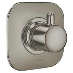 Click here to see Toto TS416C2#BN Toto TS416C2#BN Brushed Nickel Aquia One-Way Volume Control Trim