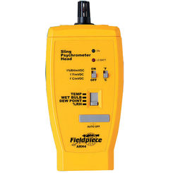 Click here to see Fieldpiece ARH4 FieldPiece ARH4 Digital Sling Psychrometer Accessory