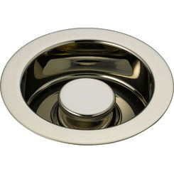 Click here to see Delta 72030-PN Brizo 72030-PN Kitchen Disposal & Flange Stopper