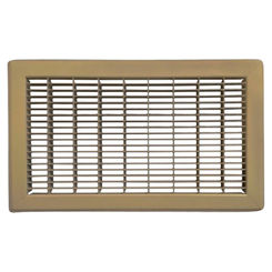 Click here to see Shoemaker 1600-4X6 4x6 Driftwood Tan Vent Cover (Steel Honeycomb Construction) - Shoemaker 1600