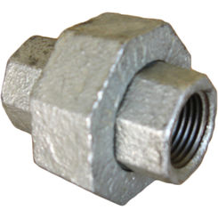 Click here to see Commodity  GALU12 Galvanized Union, 1/2 Inch