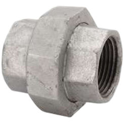 Click here to see Commodity  GALU4 Galvanized Union, 4 Inch