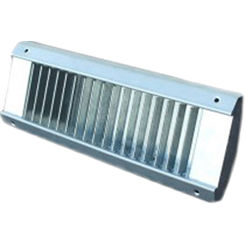 Click here to see Shoemaker USR52-20X8 20X8 White Vent Cover (Galvanized Steel)-Shoemaker USR52 Series
