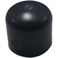 Click here to see Commodity  PVC80CAP1 Schedule 80 PVC Slip Cap, 1 Inch