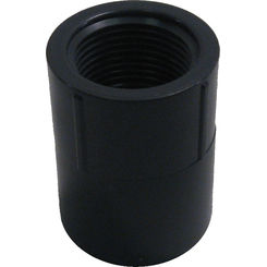 Click here to see Commodity  PVC80FE34 Schedule 80 PVC Female Adapter, 3/4 Inch