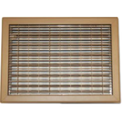 Click here to see Shoemaker 1550-12X30 12X30 Driftwood Tan Vent Cover (Steel) - Shoemaker 1550 Series