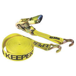Click here to see Keeper 4622 Keeper 04622 Ratchet Tie Down, 3333 lb, 27 ft L x 2 in W