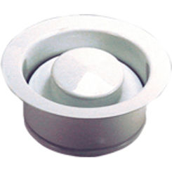 Click here to see Waste King 3152 Waste King 3152 White Decorator Flange & Stopper-3 Bolt