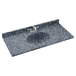 Click here to see Swanstone CH02243.012 Swanstone CH1B2243-012 Chesapeake Night Sky Vanity Top