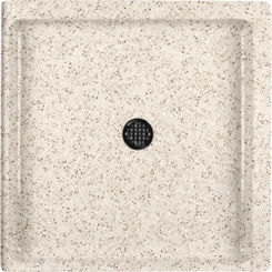Click here to see Swanstone SF03636MD.046 Swanstone SS-3636-046 Almond Galaxy 36
