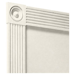 Click here to see Swanstone TC00105TR.059 Swanstone TC-105TR-059 Tahiti Ivory Trim Kit For 96