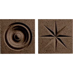 Click here to see Swanstone TC00404.123 Swanstone TC-0404TR-123 Acorn Rosettes For Swanstone Panels - 2