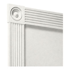 Click here to see Swanstone TC06072TR.011 Swanstone TC-6072TR-011 Tahiti White Trim Kit For 60