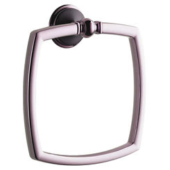 Click here to see Brizo 694685-PNCO Brizo 694685-PNCO Polished Nickel/Cocoa Bronze Charlotte Towel Ring