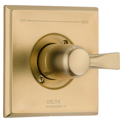 Click here to see Delta T14051-CZ Delta T14051-CZ Dryden Monitor Valve Only Trim - Champagne Bronze