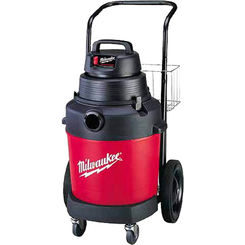 Click here to see Milwaukee 8938-20 Milwaukee 8938-20 model 2-Stage Wet/Dry Vacuum Cleaner