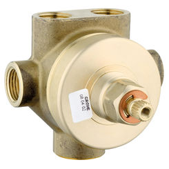 Click here to see Grohe 29035000 Grohe 29035000 Rough In 5 Port Diverter Rough In Valve