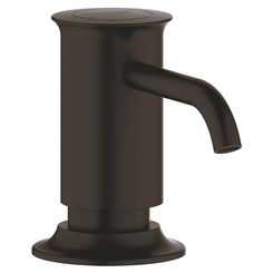 Click here to see Grohe 40537ZB0 Grohe 40537ZB0 Authentic Soap Dispenser - Oil Rubbed Bronze