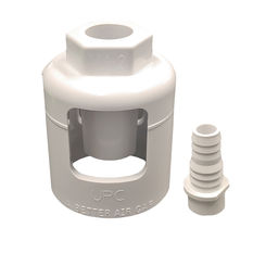 Click here to see J.H. Verneco Inc VA2 W/STRAIGHT Air Gap for Water Softeners With Straight Adapter