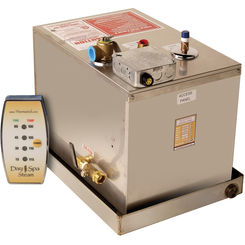 Click here to see Thermasol DS-2-150 Thermasol DS-2-150 Day Spa 2-Room Steam Generator, 150 - 240VAC
