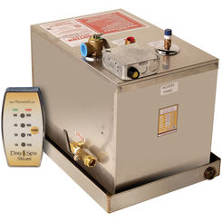 Click here to see Thermasol DS-3-250 Thermasol DS-3-250 Day Spa 3-Room Steam Generator