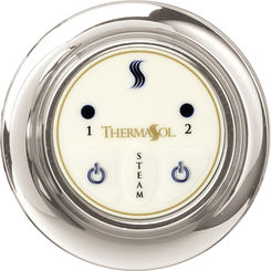 Click here to see Thermasol EST-PN Thermasol EST-PN Traditional Easy Start Control, Polished NIckel