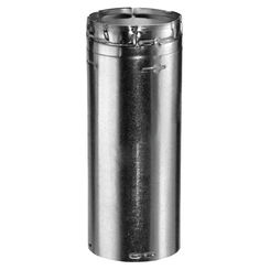 Click here to see M&G DuraVent 24GV18A DuraVent 24GV18A Type B Gas Vent 24-Inch Round Adjustable Pipe