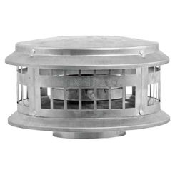 Click here to see M&G DuraVent 4GVDC DuraVent 4GVDC Type B Gas Vent 4-Inch DuraCap
