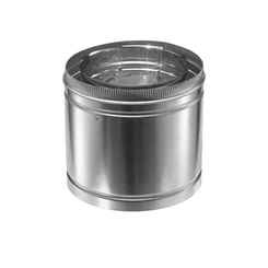 Click here to see M&G DuraVent 14DCA-18 DuraVent 14DCA-18 DuraChimney II 18-Inch Chimney Pipe