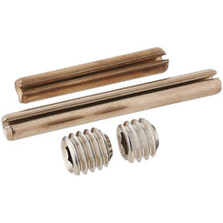 Click here to see Moen 99892 Moen 99892 Part Screw, 5/ 16-18 Unc Hex Set Bag