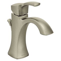 Click here to see Moen 6903BN Moen 6903BN Voss Series Single-Handle Lavatory Faucet, Brushed Nickel