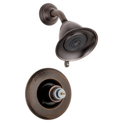 Click here to see Delta T14255-RBLHP Delta T14255-RBLHP Victorian Monitor Shower only Trim, Venetian Bronze