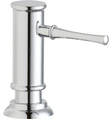 Click here to see Elkay LK330CR ELKAY LK330CR DISPENSER, SOAP CR