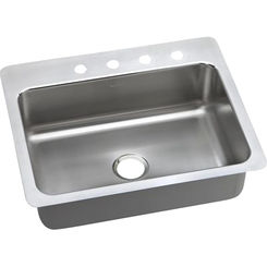 Click here to see Elkay DLSR272210PD4 Elkay DLSR272210PD4 Gourmet Single Bowl Sink