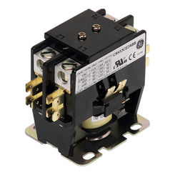 Click here to see Mars 13104 Mars 13104 GE Definite Purpose Contactor, 30A, 2P, 24V