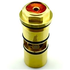 Click here to see American Standard A953972-0070A American Standard A953972-0070A Check Stop, Hot Red