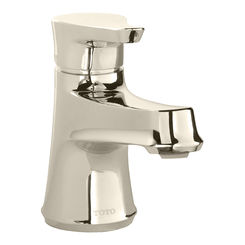 Click here to see Toto TL230SD#PN Toto TL230SD#PN Wyeth Single-Handle Lavatory Faucet