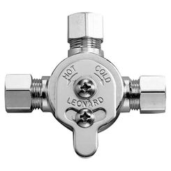 Click here to see Sloan 3326009 Sloan MIX-60-A OPTIMIX Below Deck Mixing and Tempering Valves (3326009)