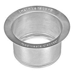 Click here to see Insinkerator FLG-SSLG Insinkerator  FLG-SSLG Stainless Steel Extended Sink Flange