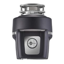 Click here to see Insinkerator 1000LP-W/C Insinkerator Pro 1000LP-W/C 1 HP Low Profile Garbage Disposal With Cord