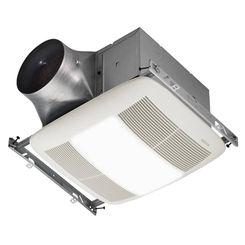 Click here to see Broan XN50L Broan-NuTone XN50L 50 CFM Ultra Series Fan/Light/Nightlight