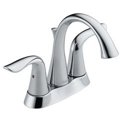 Click here to see Delta 2538-TP-DST Delta 2538-TP-DST Lahara Two Handle Tract-Pack Centerset Bathroom Faucet - Chrome