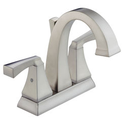 Click here to see Delta 2551-SSMPU-DST Delta 2551-SSMPU-DST Dryden Dual-Handle Lavatory Faucet - Stainless