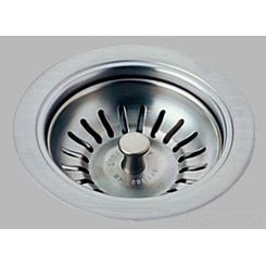 Click here to see Delta 72010-AR DELTA 72010-AR FLANGE AND STRAINER - KITCHEN SINK ARCTIC STAINLESS