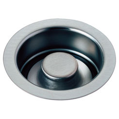 Click here to see Delta 72030-AR DELTA 72030-AR DISPOSAL AND FLANGE STOPPER ARCTIC STAINLESS