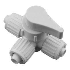 Click here to see Flair-It 06910 Flair-It 06910 PEX 3-Way Bypass Valve - 1/2