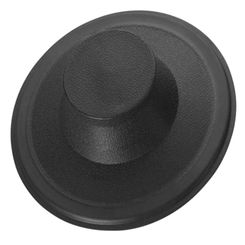 Click here to see Insinkerator STP-PL Insinkerator STP-PL Black Sink Stopper