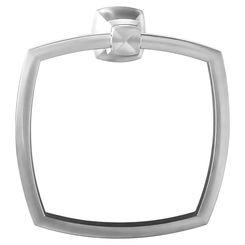Click here to see Kohler 16254-CP Kohler K-16254-CP Margaux Towel Ring - Polished Chrome