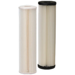Click here to see American Plumber W20CLHD20 American Plumber W20Clhd20 Pleated Cellulose Water Filters