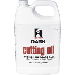 Click here to see Oatey  1 Gallon Dark Cutting Oil
